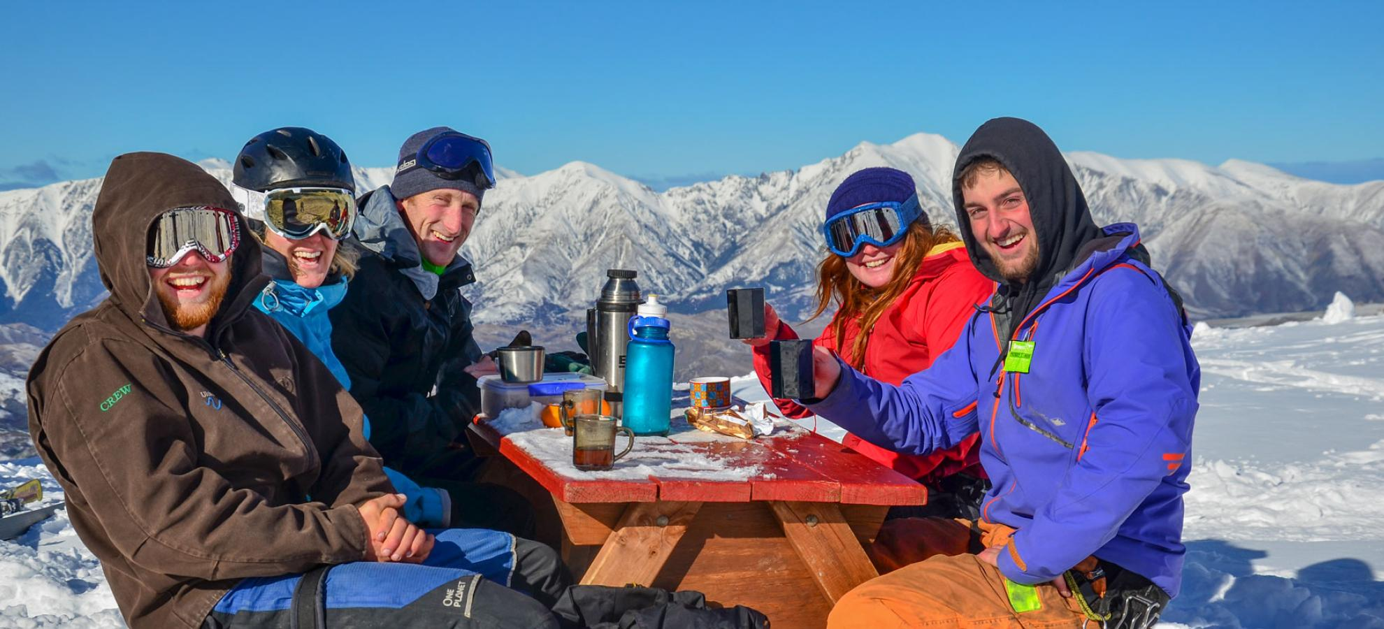 Student Sleep Ski Packages