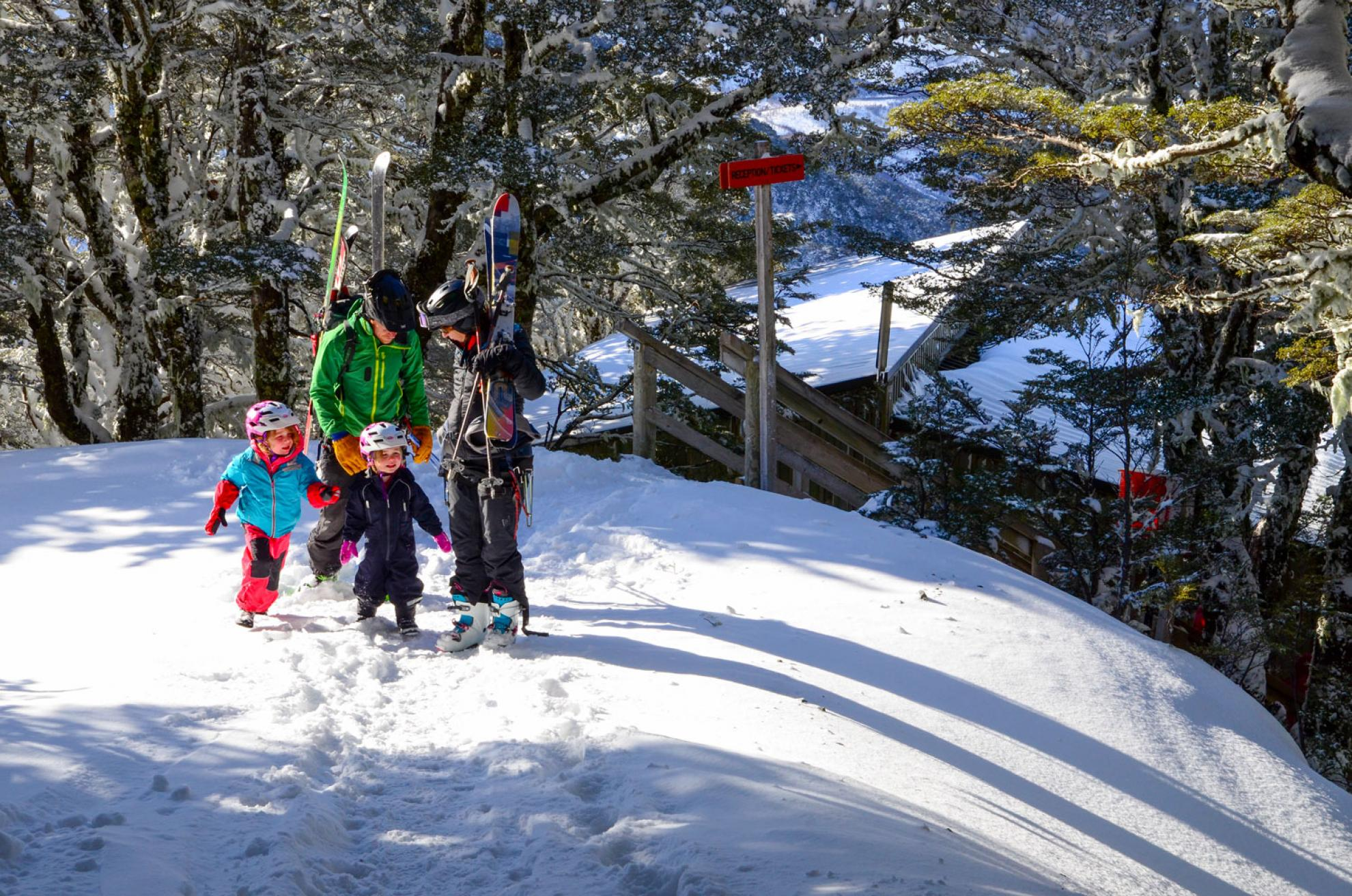 accommodation »   where skiing's as good as it gets