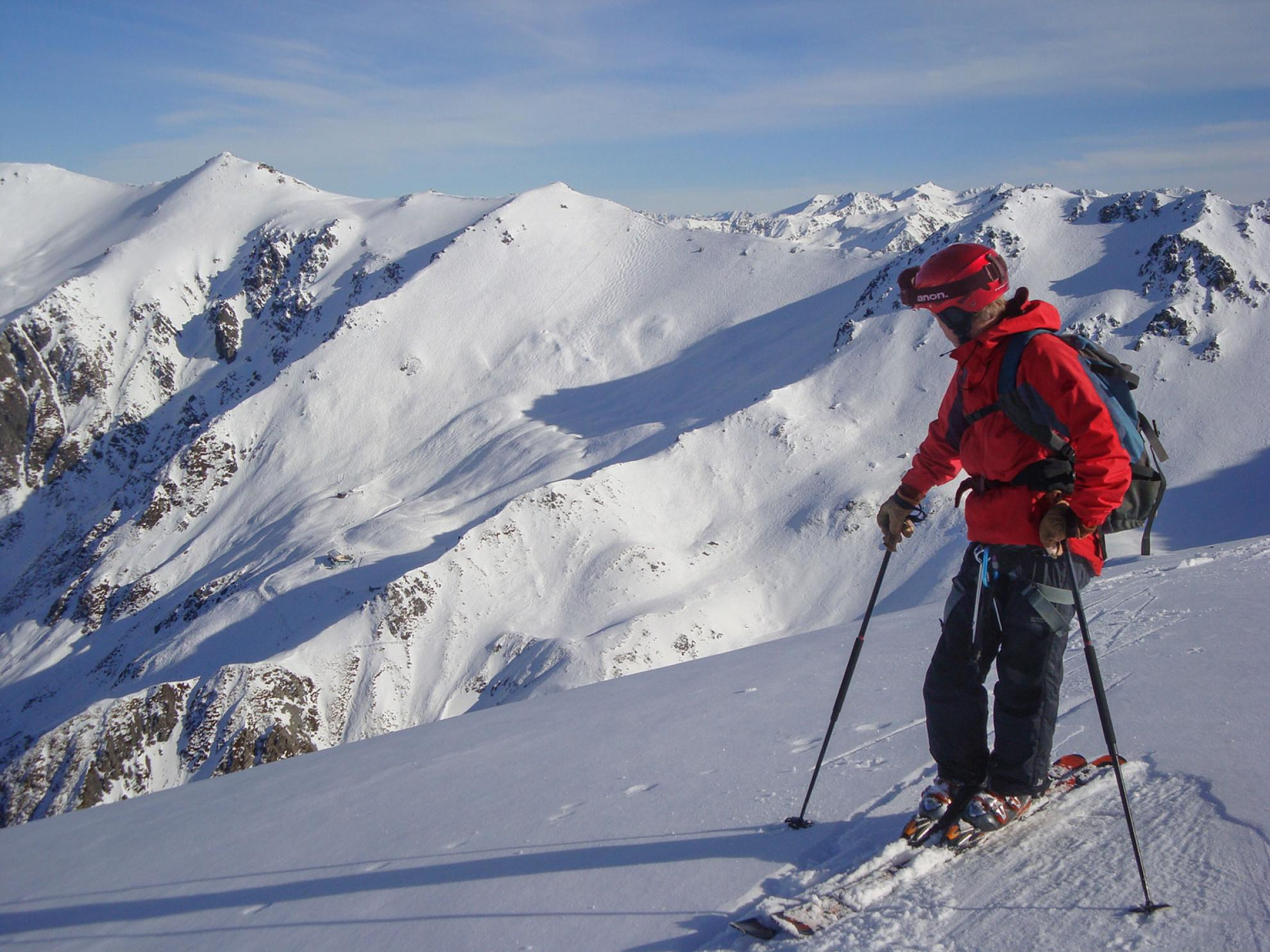 off piste ski training canterbury