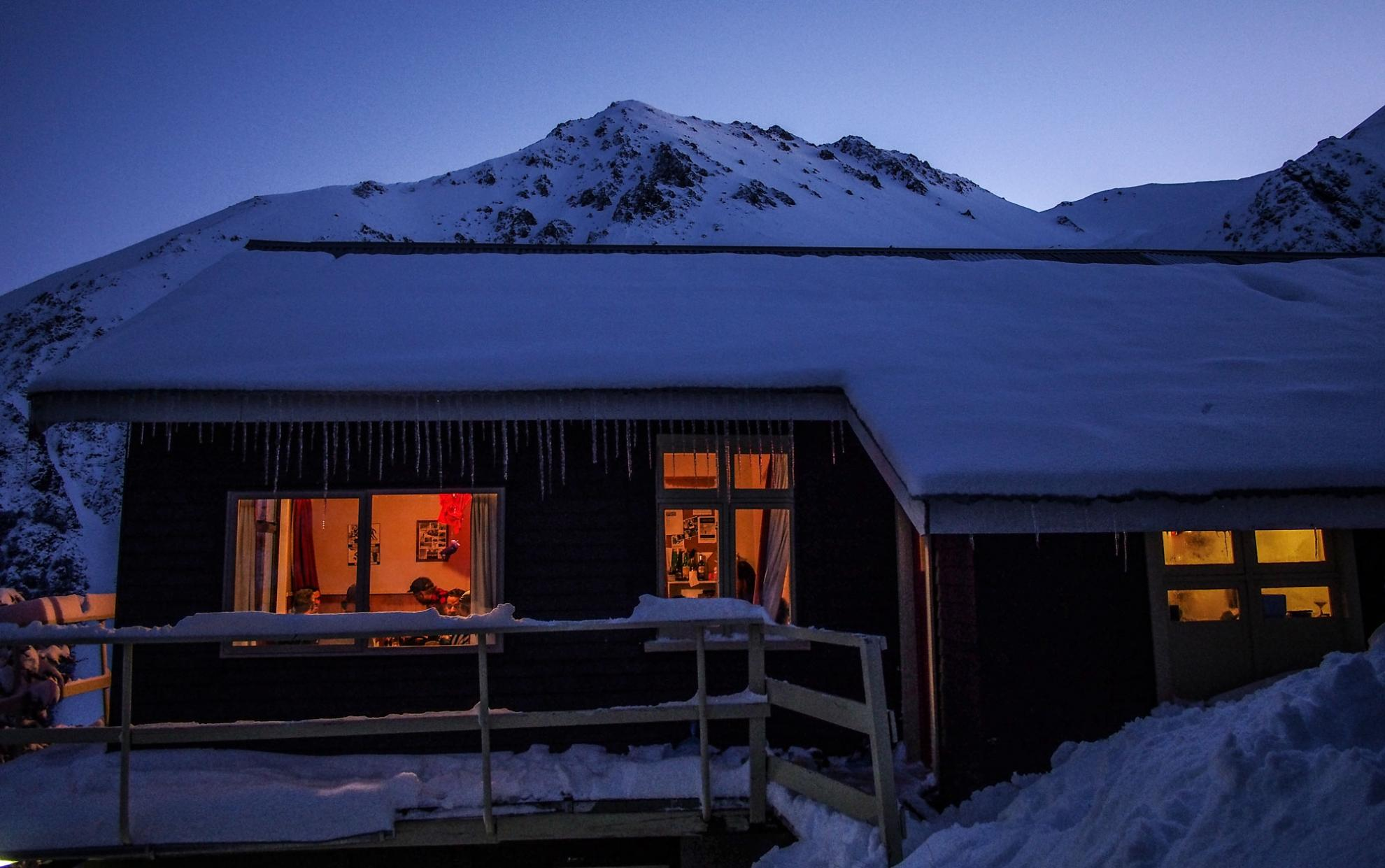 onmountain ski accommodation